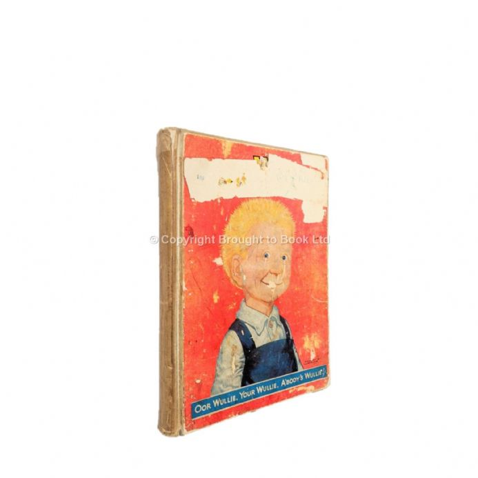 Oor Wullie 1951 Annual Published by D.C. Thomson 1950 Hardback